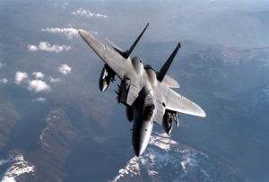 F-15C During ALLIED FORCE