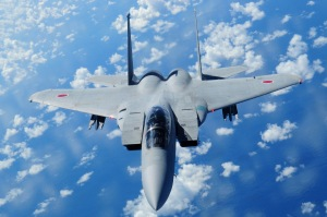 JASDF F-15J(USAF Photo, TSgt Angelique Perez)