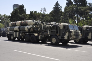 S-300PMU2 (SA-20) in Baku, Azerbaijan(Photo by Sevda Babayeva, Creative Commons License)