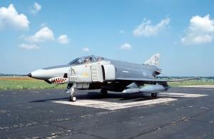 RF-4C Phantom II(USAF Photo)