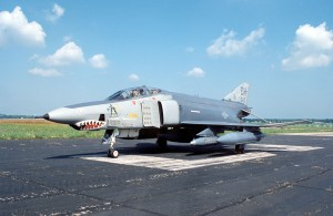 RF-4C Phantom II(USAF Photo)