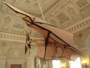 Clément Ader's Avion III at the Musée des Arts et Métiers in Paris(Photo by PHGCOM, used via Creative Commons license)