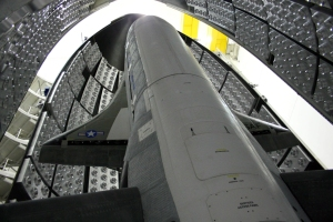 USAF X-37B Orbital Test Vehicle(USAF Photo)