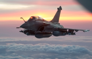 French Air Force Rafale(Photo by French Air Force)